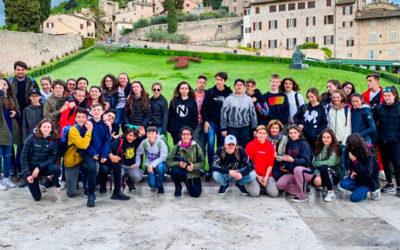 Gita Scuole Medie - Assisi 2019