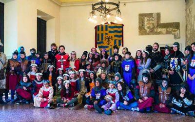 Gita Scuole Medie - Parma e Castello di Bardi 2019